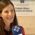 Directora del Colegio Mayor UFV