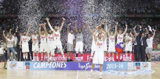 Real Madrid Campeón de la Liga Endesa 2016