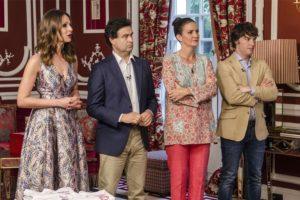 Eva González volverá a presentar el formato junto a los tres chefs habituales. Foto: RTVE