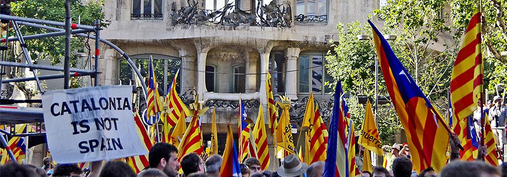 Cataluña celebrará, en 2017, el referéndum de independencia. | Autor: SBA73
