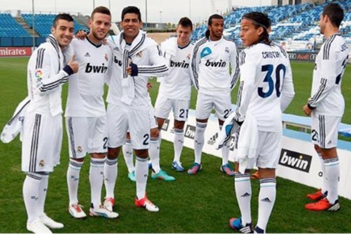 El Real Madrid Castilla es una de las secciones de La Fábrica. Autor: Alessandra Mora Toche