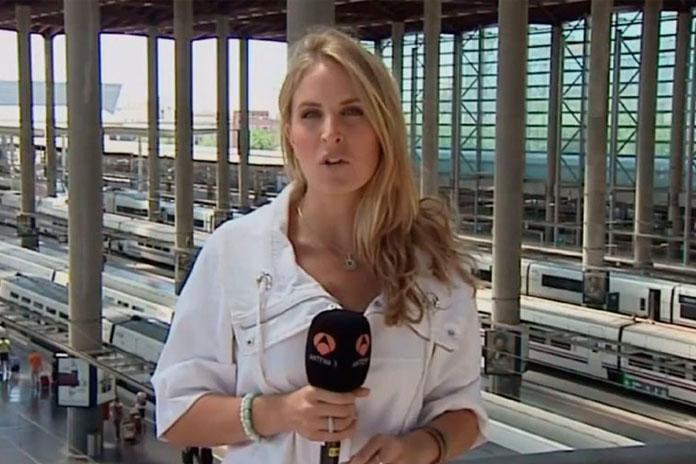 Angie Rigueiro Presentará El Informativo Matinal De Antena 3 En