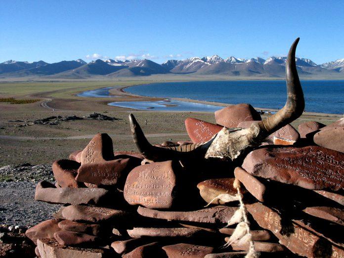 La sequía del Tíbet