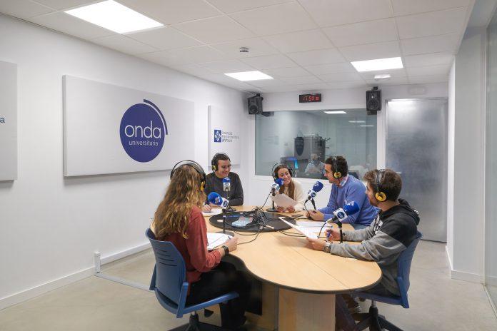 Estudio de Onda Universitaria (Universidad Francisco de Vitoria)