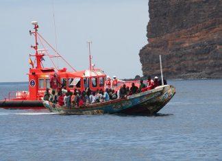 El acceso al puerto de Arguineguín es muy limitado. Foto: Flickr
