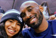 Bryant y su hija