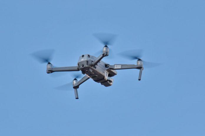 Taxi dron