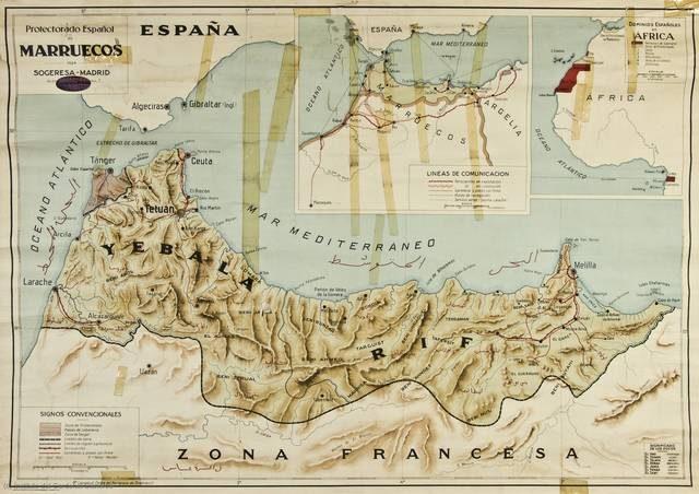 Protectorado de Marruecos